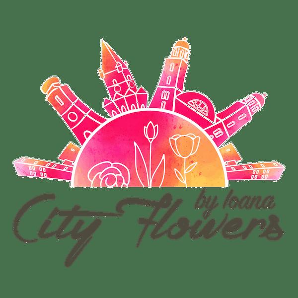 City Flowers by Ioana Logo